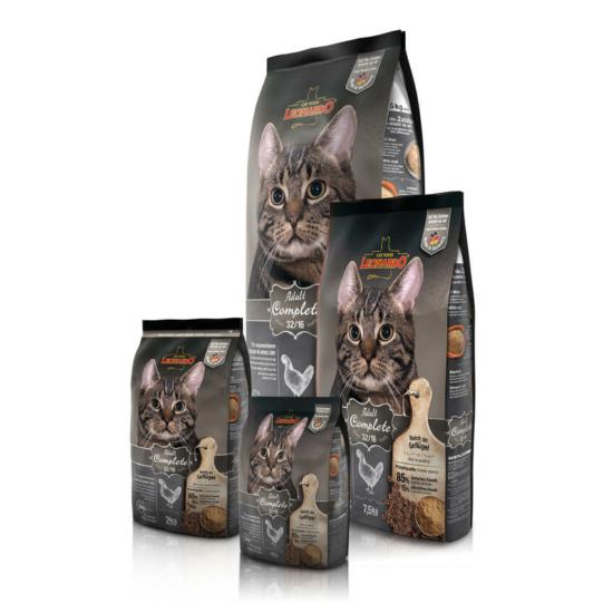 Leonardo Adult 32/16 száraztáp macskáknak