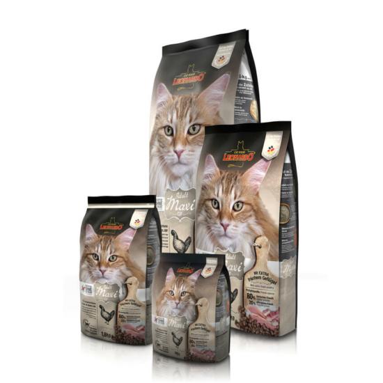 Leonardo Adult Gluténmentes száraztáp Nagytestű Macskáknak