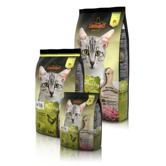 Leonardo Adult Gluténmentes száraztáp macskáknak