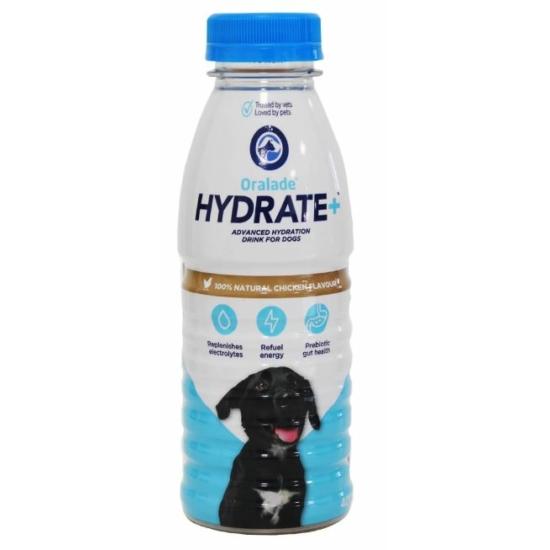 Oralade Hydrate+ kutyáknak 400 ml