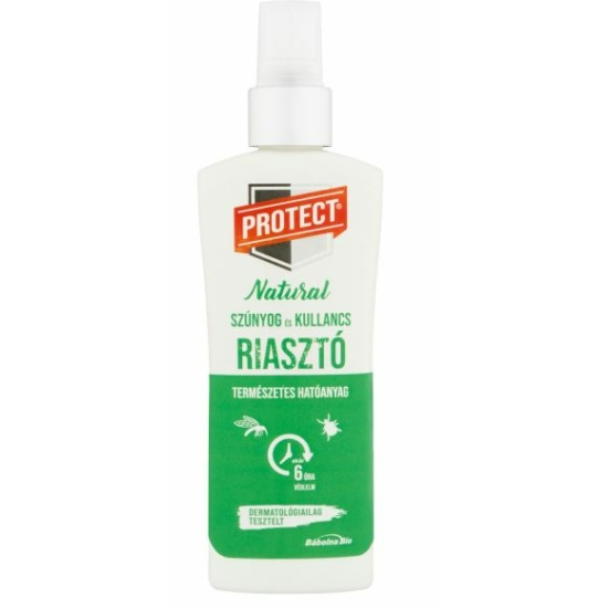 Protect Natural szúnyog és kullancs riasztó pumpás 100 ml