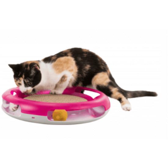 Trixie Interaktív Macska Játék Kaparó felülettel