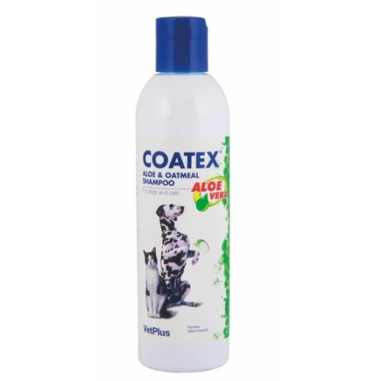 Coatex Sampon Aloe Vera és Zabliszt 250 ml