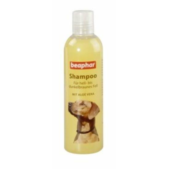 Beaphar- Sampon Barna szőrű kutyáknak 250 ml