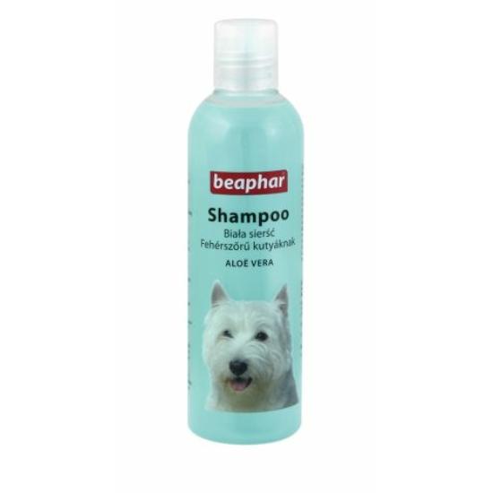 Beaphar- Sampon Fehér szőrű kutyáknak 250 ml