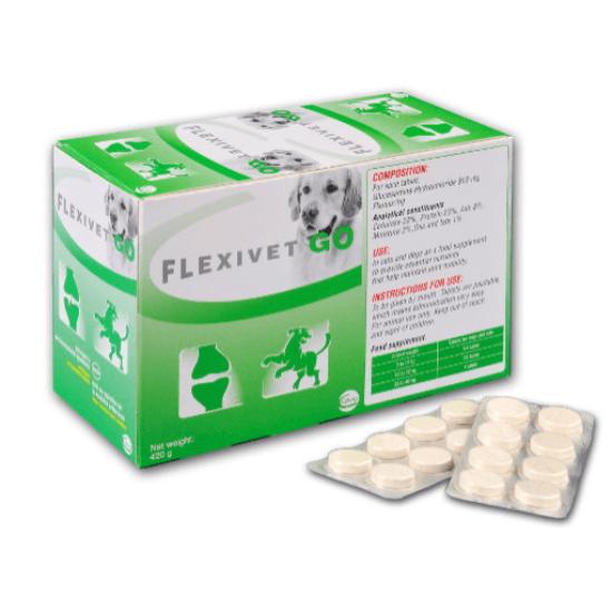 FlexiVet Go 900 mg tabletta 8x