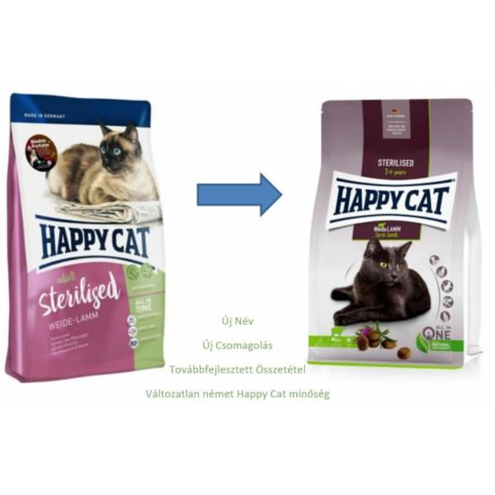Happy Cat - Fit & Well Steril Adult Bárány