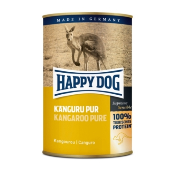 Happy Dog - Pur - Kenguruhúsos konzerv kutyáknak