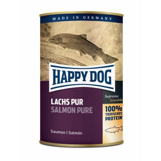 Happy Dog - Pur - Lazacos konzerv