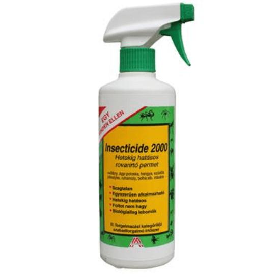 Insecticide 2000 rovarírtó és utántöltő
