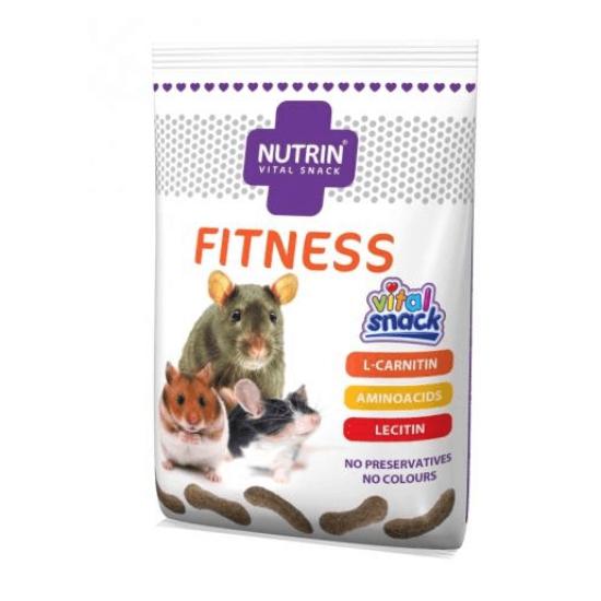 Nutrin Vital Snack Fitness Patkány-Hörcsög-Egér 100 g