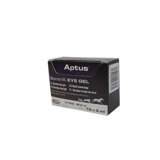 Aptus SentrX Eye Gél szemcsepp 10x3 ml