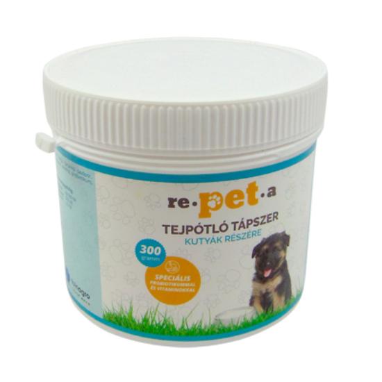 rePETa Tejpótló tápszer kutyáknak 300 g