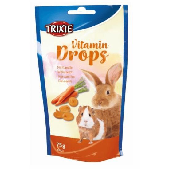 Trixie Drops Répás Vitamin Cseppek Rágcsálóknak 75 g