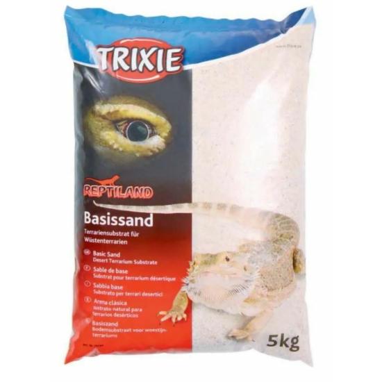 Trixie Fehér Sivatagi Terrárium Homok 5 kg