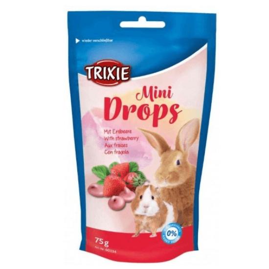Trixie Mini Drops Epres Jutalomfalat Rágcsálóknak 75 g