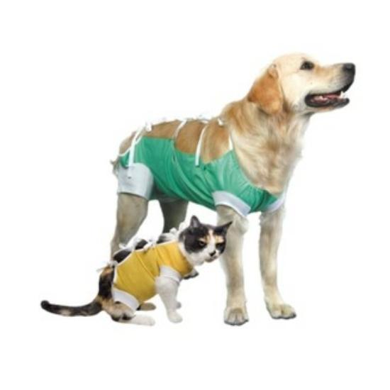 Műtét utáni ruha Szuka Kutyáknak és Macskáknak