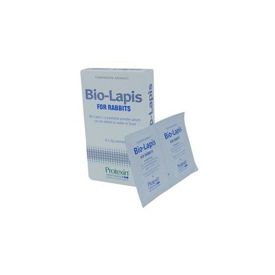Protexin Bio-lapis por 6x2 g