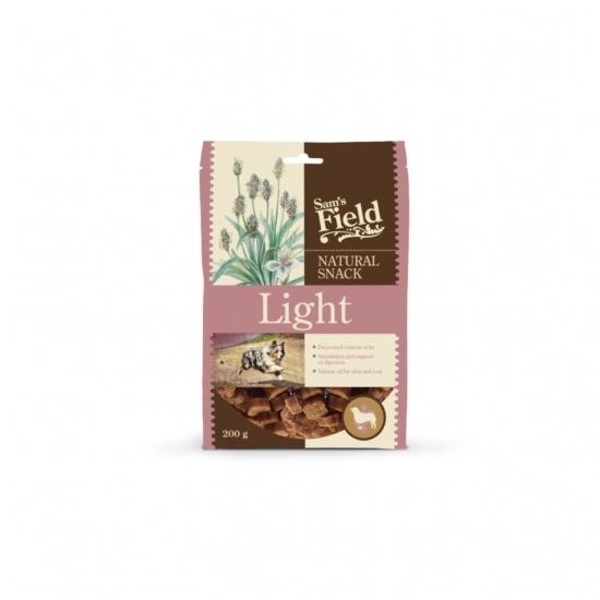 Sam's Field Natural Snack Light 200g