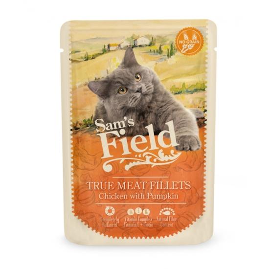 Sam's Field - Pouch Hús Csirke-Sütőtök
