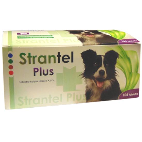 Strantel Plus tabletta kutyáknak