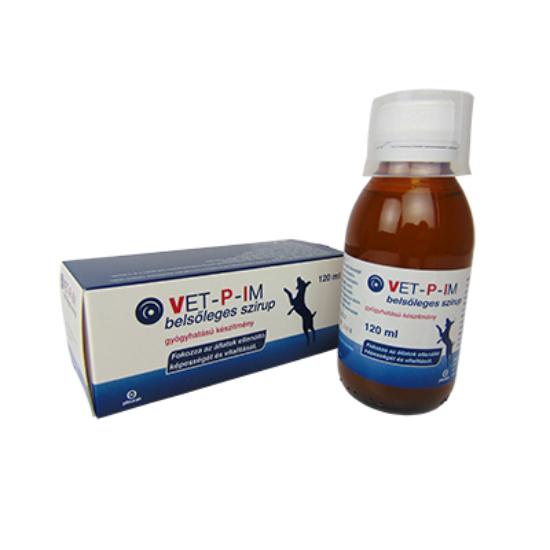 Vet-P-Im szirup 120 ml