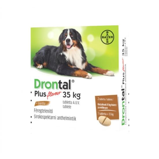 Drontal Plus XL tabletta