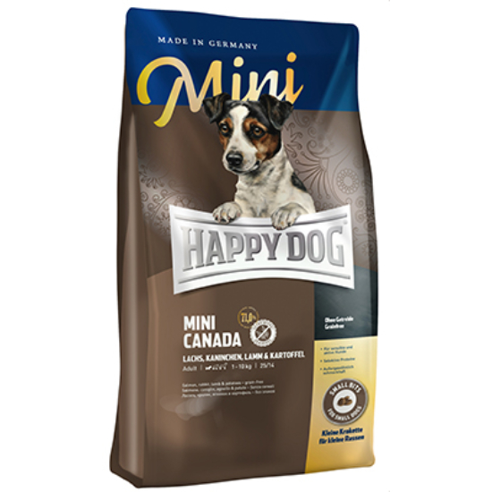 Happy Dog - Mini Canada