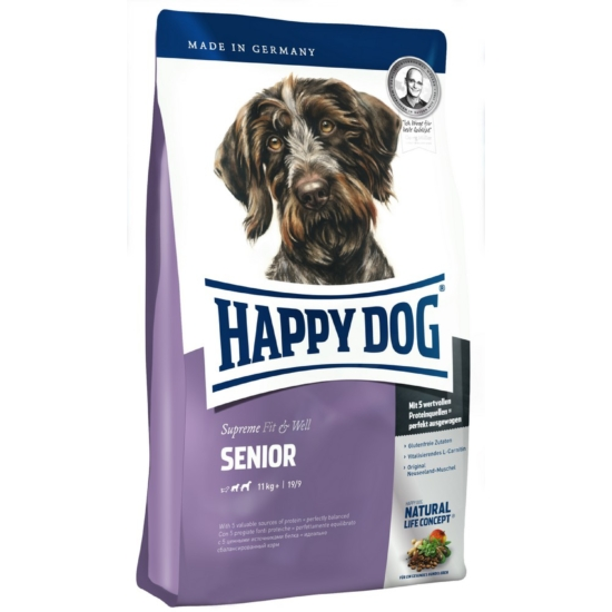 Happy Dog - Fit & Well Senior