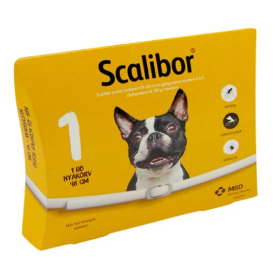 Scalibor nyakörv kutyáknak
