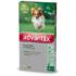 Advantix spot on rácsepegtető oldat kutyáknak 4kg alatt 4db