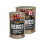 Kép 1/3 - Belcando Ibériai sertéshús csicseriborsóval és vörös áfonyával konzerv