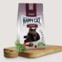 Kép 1/3 - Happy Cat - Marhahúsos táp Steril cicáknak