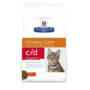 Kép 1/2 - Hill's Prescription Diet - C/D Urinary Stress száraz macskatáp